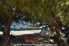 Greece, Euboea (Evia), Cheromilos beach