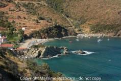 Greece, Euboea (Evia), Kalamos beach