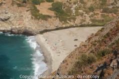 Greece, Euboea (Evia), Kallianou Beach