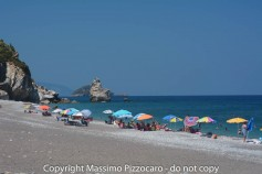 Greece, Euboea (Evia), Metochi beach
