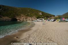 Greece, Euboea (Evia), Almiriki beach