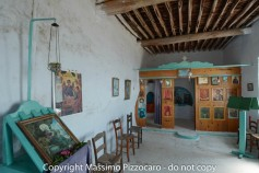 Greece, Euboea (Evia), Karistos, Castello Rosso