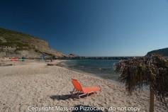 Greece, Euboea (Evia), Zarakes beach