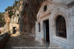 Greece, Crete, Katholikon monastery